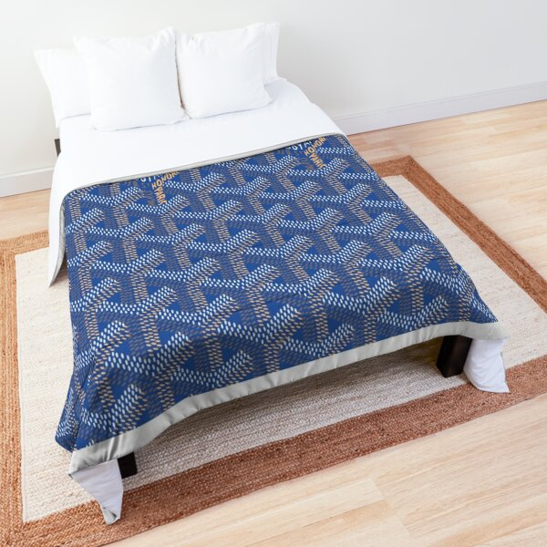 blue cute Comforter