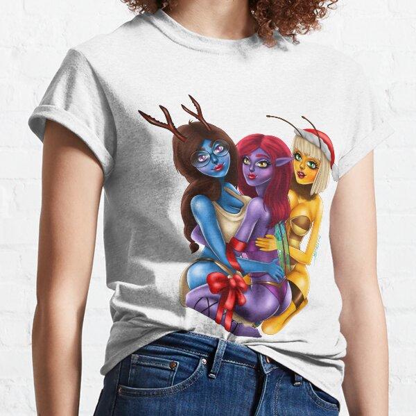 Buzzing Christmas Classic T-Shirt