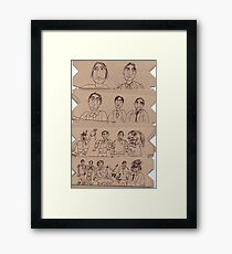 You'll Find Out Framed Print