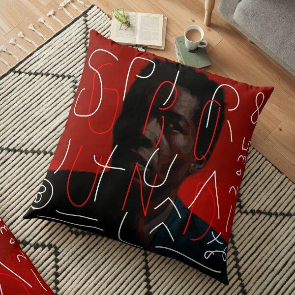 SPIRITUAL ROUND Floor Pillow
