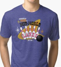 Nothing But Strikes Tri-blend T-Shirt