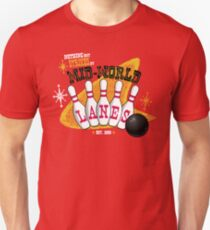 Nothing But Strikes Unisex T-Shirt