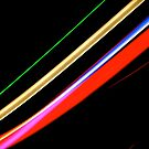Neon Stripes by Jason Dymock Photography
