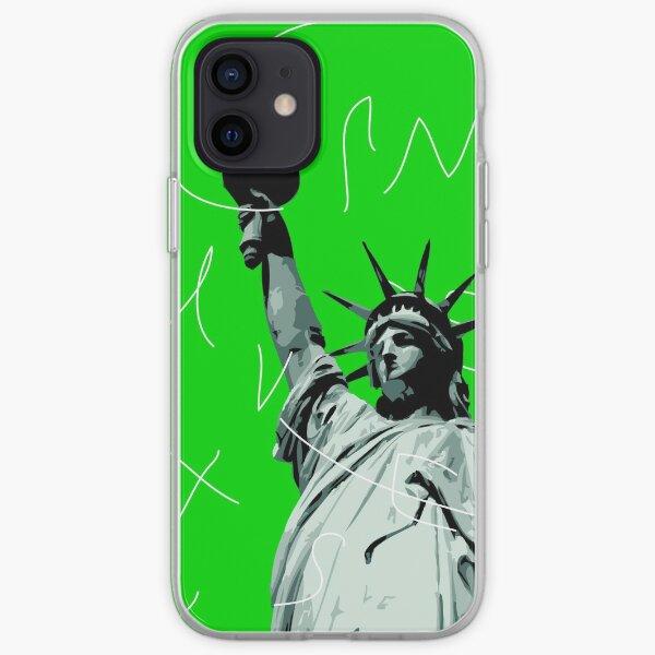 LIBERTY iPhone Soft Case