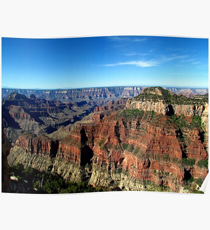 A Canyon Within a Canyon Poster