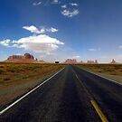 Monument Valley by Aaron Baker