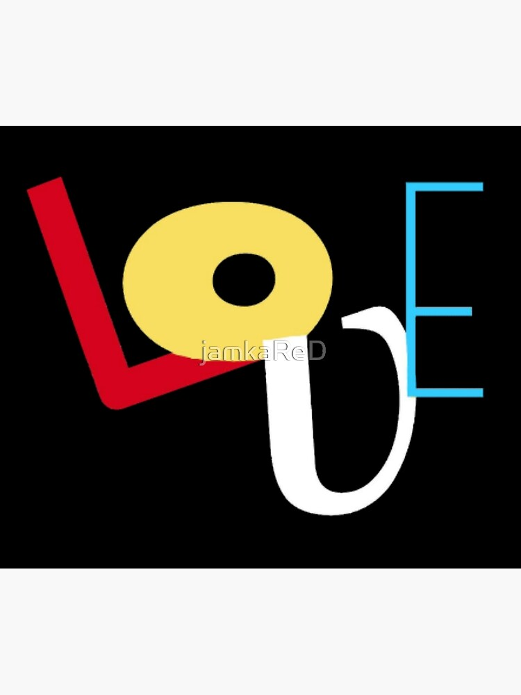 L O V E by jamkaReD