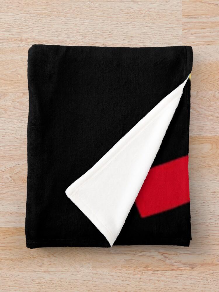 Alternate view of L O V E Throw Blanket