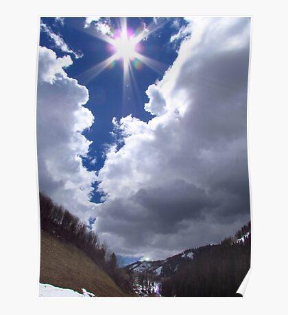 Sunshine, its Fine. Poster