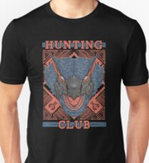 Hunting Club: Nargacuga Unisex T-Shirt