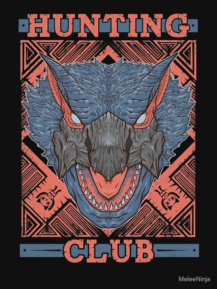 Hunting Club: Nargacuga | Unisex T-Shirt