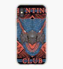 Hunting Club: Nargacuga iPhone Case