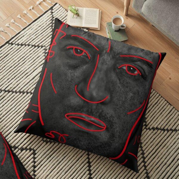 FEAR FACE Floor Pillow