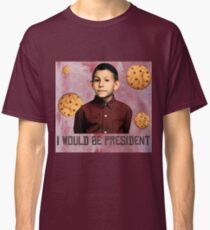 DEWEY PRESIDENT MALCOLM IN THE MIDDLE Classic T-Shirt