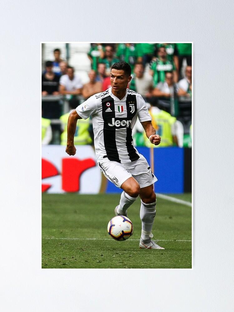 Cristiano Ronaldo Wallpaper Poster By Mahkotamuda Redbubble