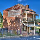 Northey's General Store, Hill End, NSW  by Adrian Paul