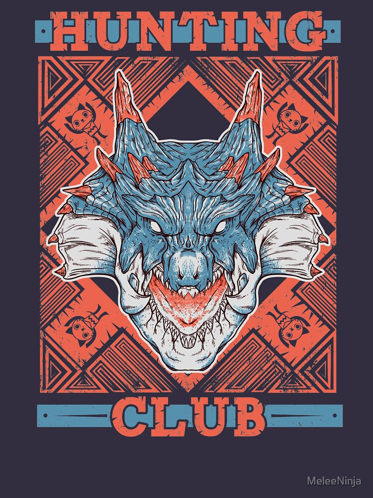 Hunting Club: Lagiacrus | Unisex T-Shirt