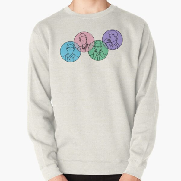 Try Guys: Colours Pullover Sweatshirt
