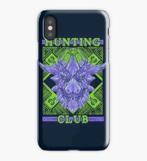 Hunting Club: Brachydios iPhone Case