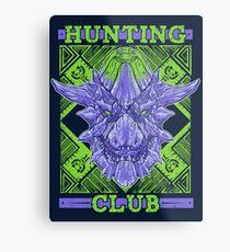 Hunting Club: Brachydios Metal Print
