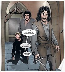 Inigo Montoya, The Princess Bride Poster