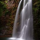 Lower Fall Creek Falls by Tula Top
