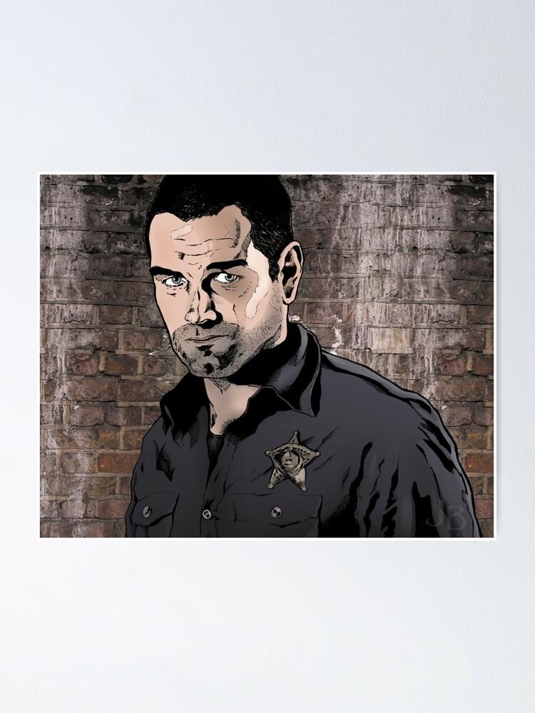 Banshee Antony Starr as Lucas Hood Poster