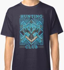 Hunting Club: Azure Rathalos Classic T-Shirt