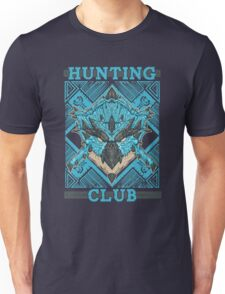 Hunting Club: Azure Rathalos T-Shirt