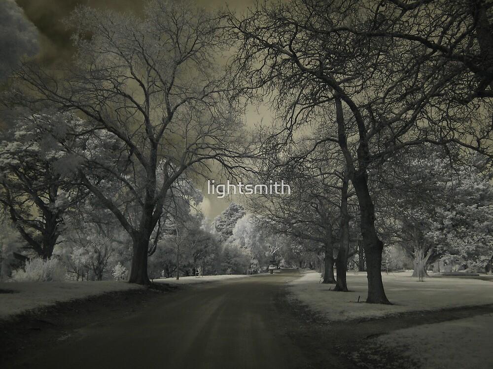 Dark Park by lightsmith