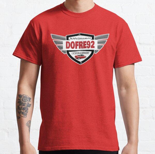 DOFRE92 - Lucifer / Ouragan T-shirt classique