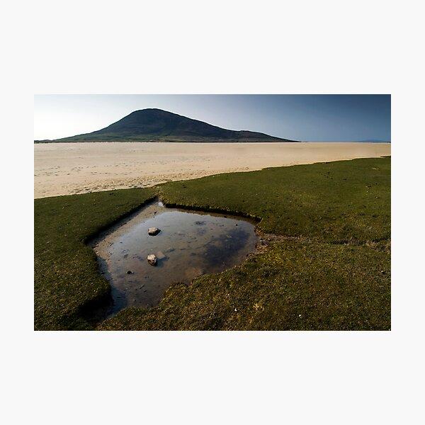 Toe Head, Isle of Harris, Outer Hebrides, Scotland Photographic Print