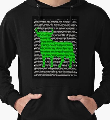 """""""The Year Of The Ox / Oxen / Buffalo / Cow"""" Clothing Lightweight Hoodie"""