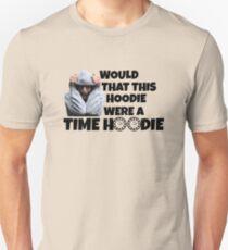 Camiseta ajustada Sudadera con capucha Time