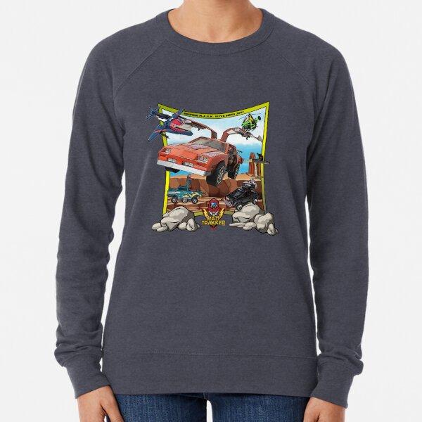 Keeping M.A.S.K. Alive Since 2001  Lightweight Sweatshirt
