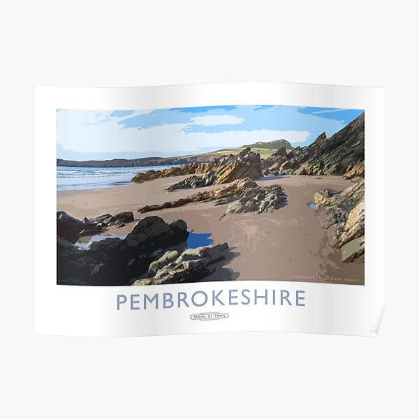 Pembrokeshire Poster