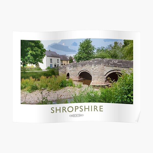 Shropshire Poster