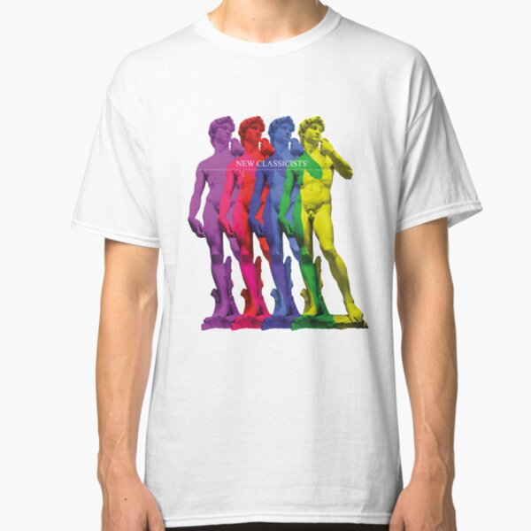 New Classicists - David t-shirt Classic T-Shirt