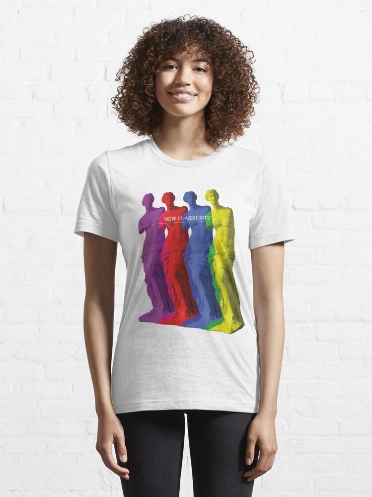 Alternate view of New Classicists - Aphrodite t-shirt Essential T-Shirt