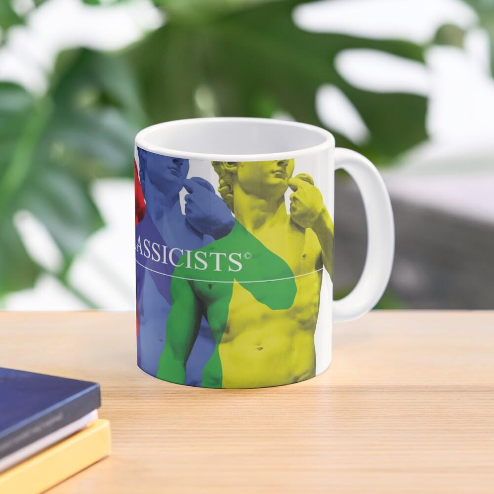New Classicists - David mug Mug