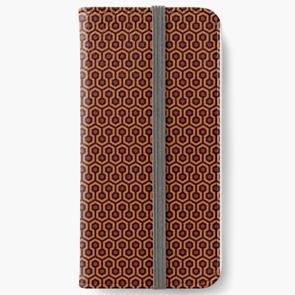 The Shining - Overlook Hotel Carpet iPhone Wallet