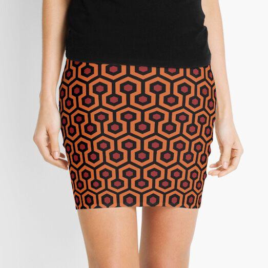 The Shining - Overlook Hotel Carpet Mini Skirt