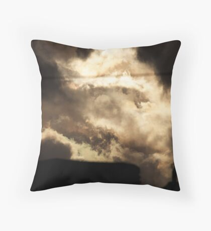 Can You Feel The Heat? Throw Pillow