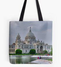 Victoria Memorial Hall, Calcutta (Kolkata) Tote Bag