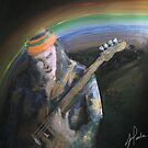 jazz bass by JamesPoole