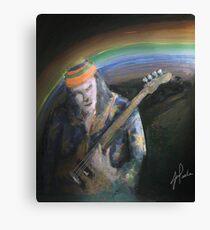 jazz bass Canvas Print