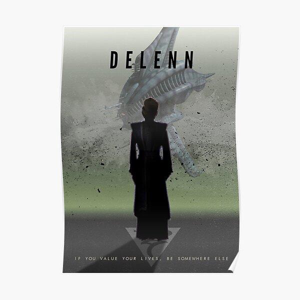 Babylon 5 - Delenn Poster