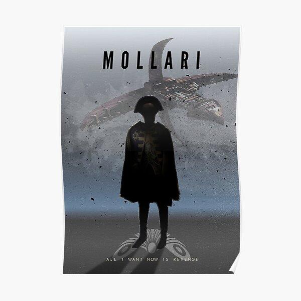 Babylon 5 - Londo Mollari Poster