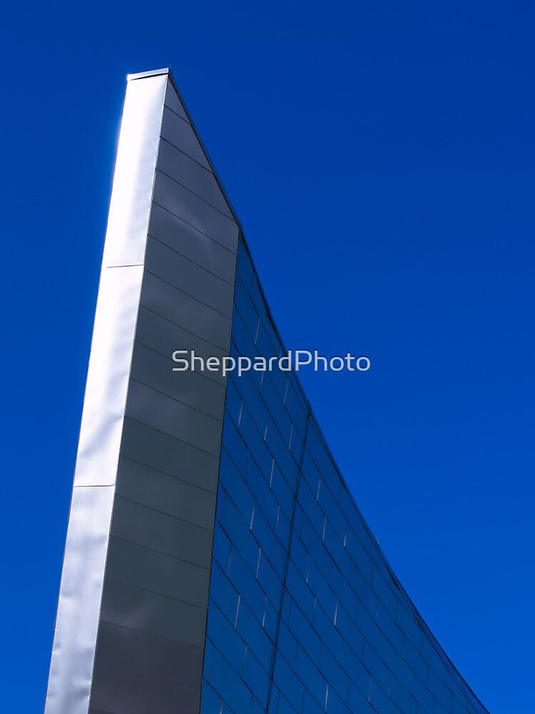 BOK Center Spire by SheppardPhoto