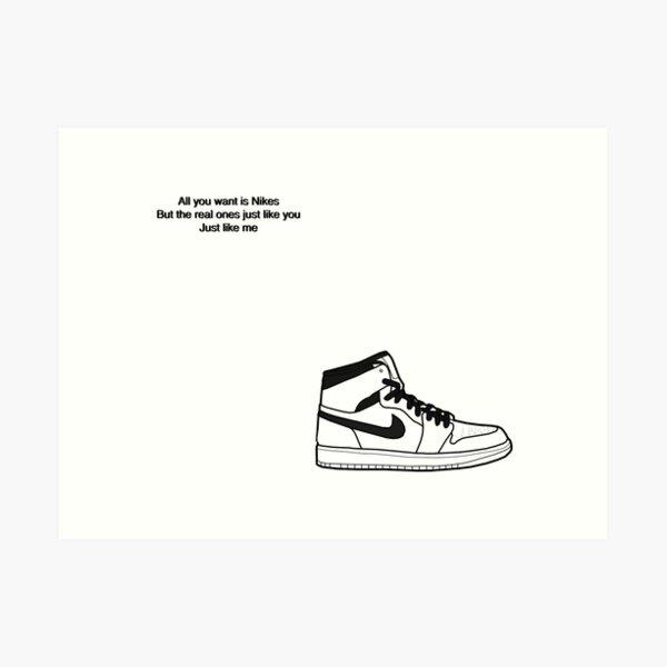 Frank Ocean Lyrics Wall Art Redbubble